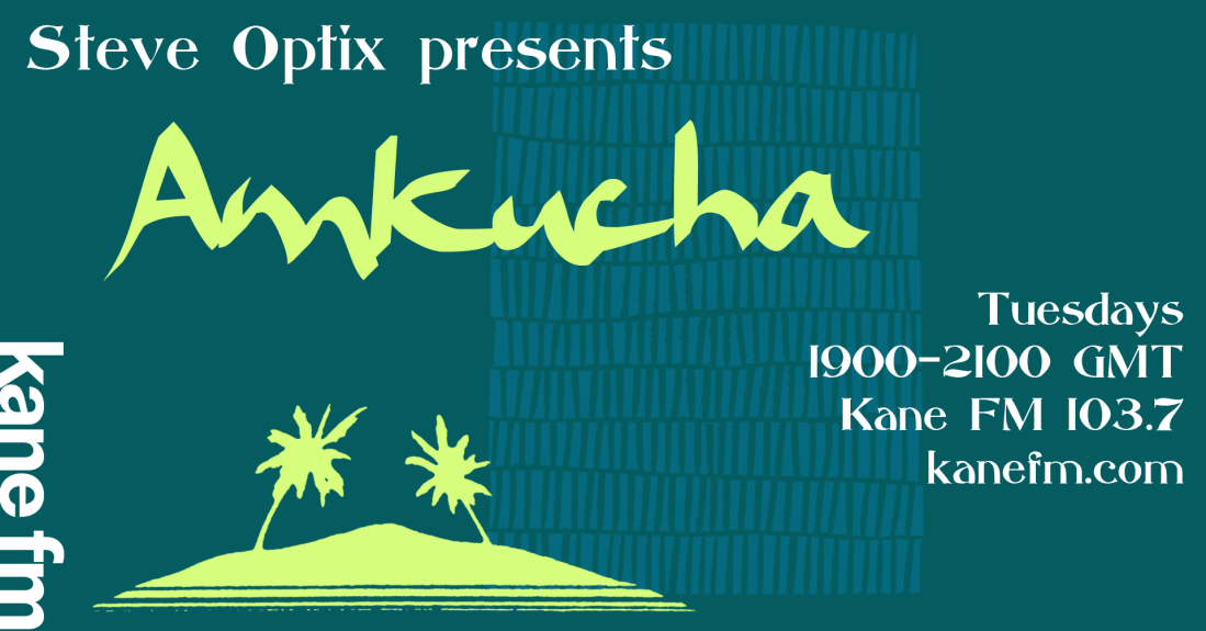 Steve Optix Presents Amkucha - Facebook event cover